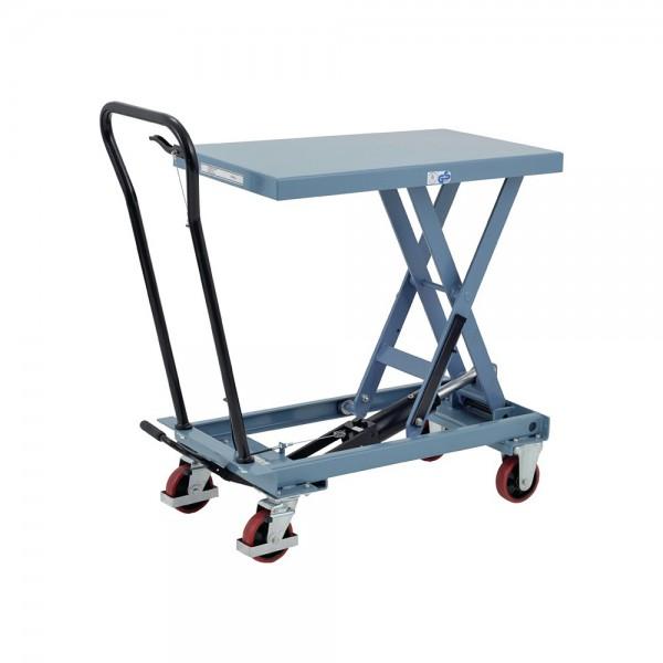 Scherenhubtischwagen Tragfähigkeit 500 kg Hubbereich 435-1000 mm