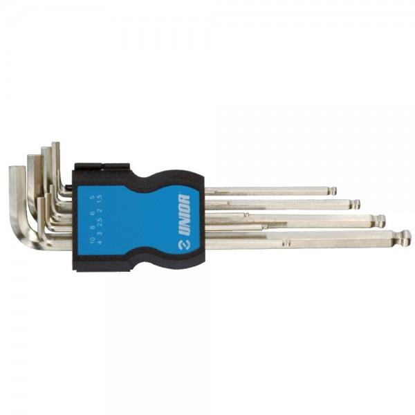 Kugelkopf-Stiftschlüsseleinsatz Unior