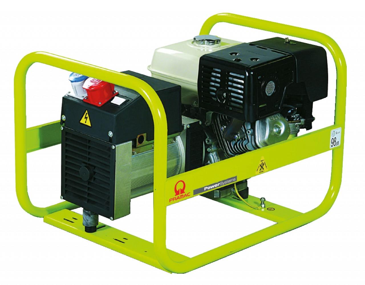 Notstromgenerator E 8000 THI