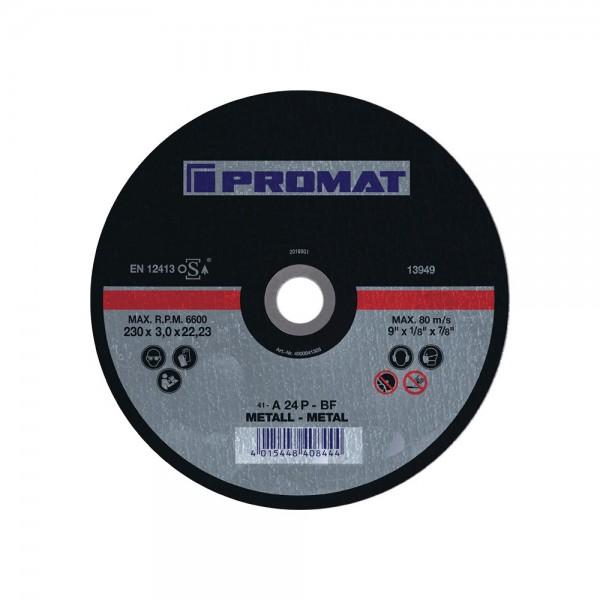 Trennscheibe Metall 125x2,5mm