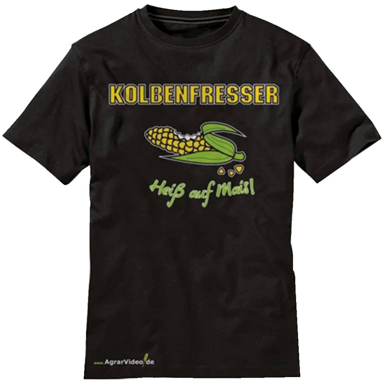 T-Shirt Kolbenfresser - Heiß auf Mais!