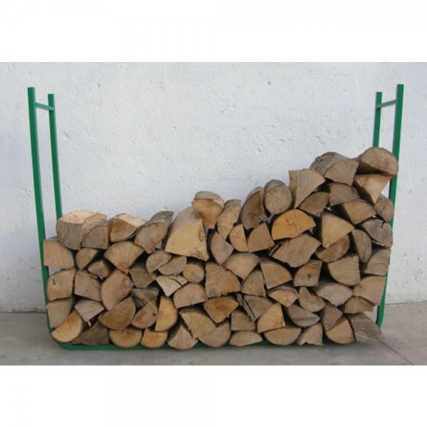 Brennholz Stütze
