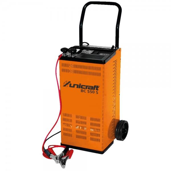 Batterielade- und Startgerät BC 550 S