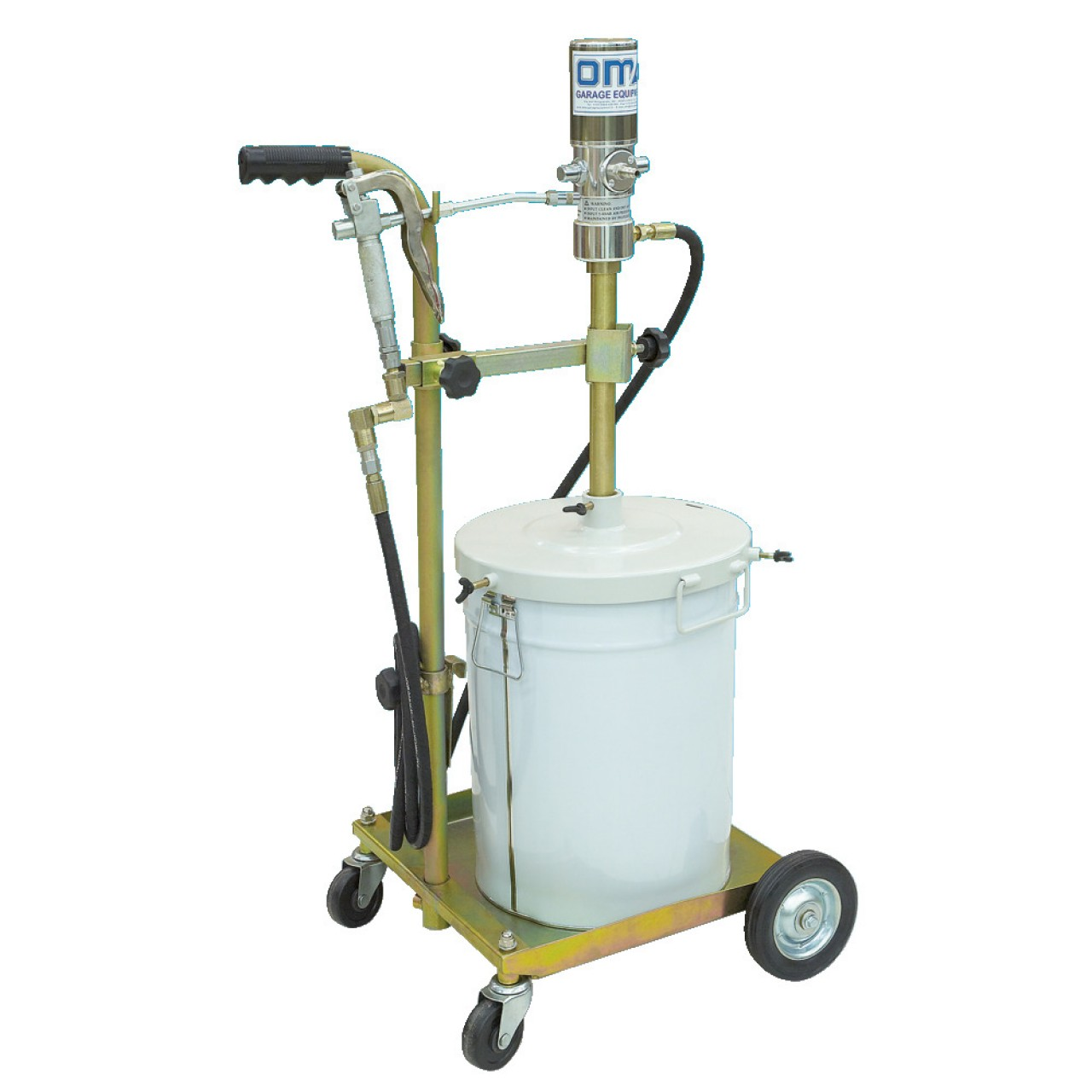 DL-Schmiersystem DL 782 für 180 kg