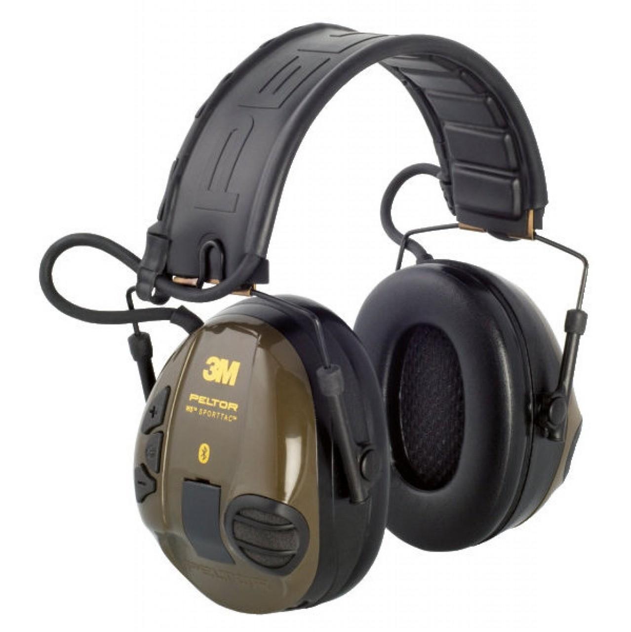 Gehörschutz WS SportTac Ligth Peltor elektronisch Bluetooth