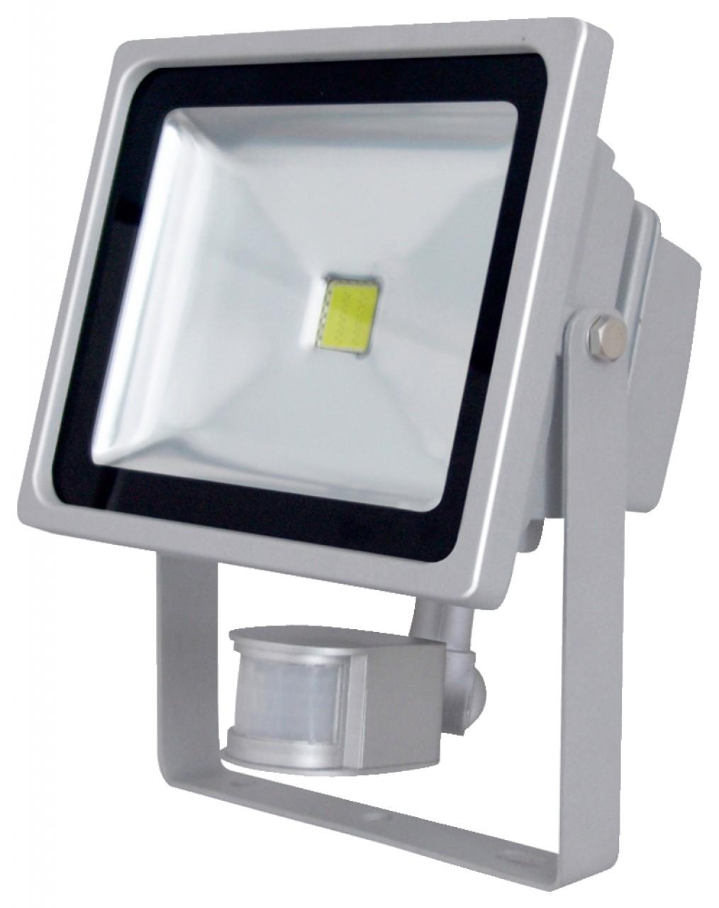 Sensor- LED Leuchte 20W