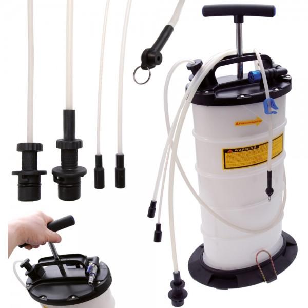 Bremsenentlüfter /Ölabsauggerät Druckluft