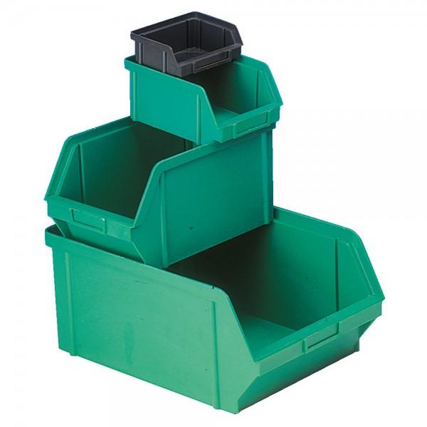 Stapelbehälter PVC für härtesten Einsatz