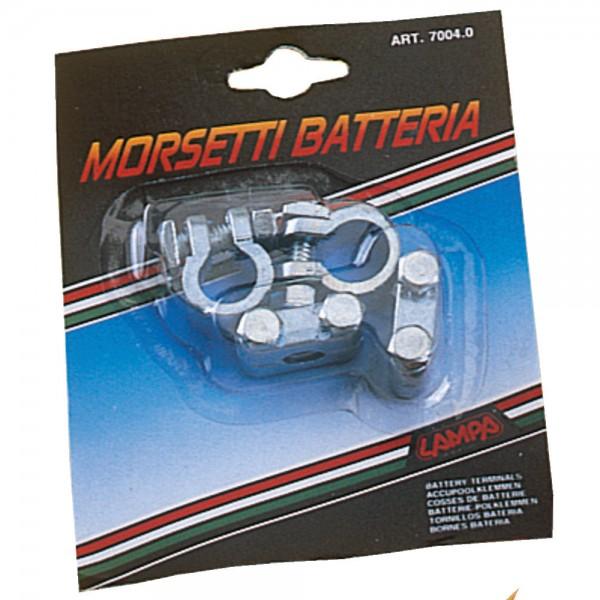 Batterie - Klemmen-Satz