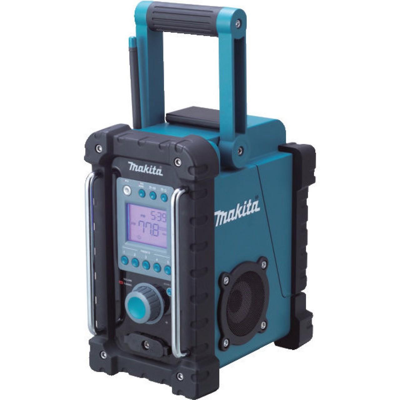 Akku-Baustellenradio Makita BMR102
