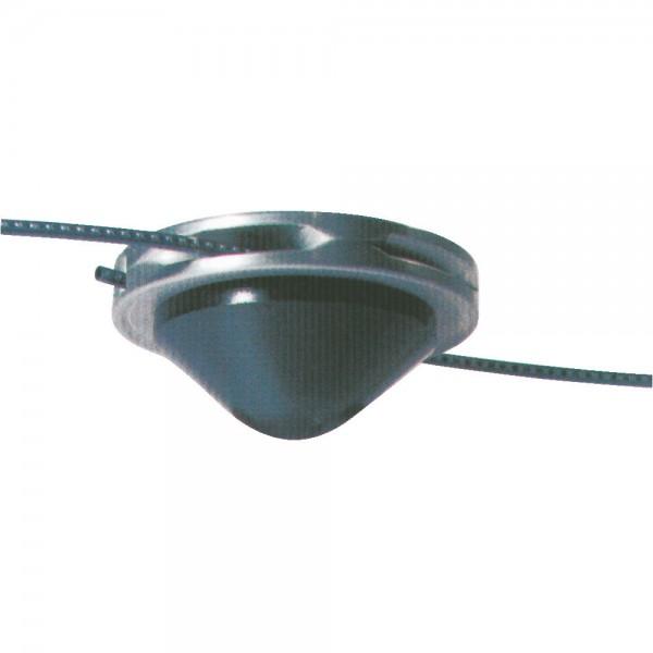2-Faden Aluminium Profi Trimmerkopf Jet-Fit