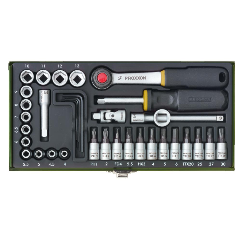 Handwerkzeug im Richtiges Werkzeug