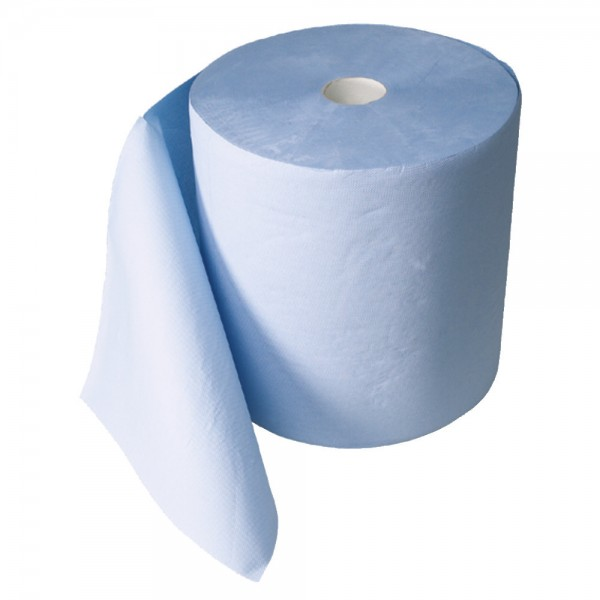 Putzpapier-Industrierolle