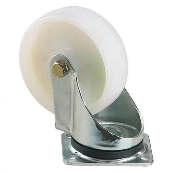 Schwerlast-Lenkrolle, gleitgelagert