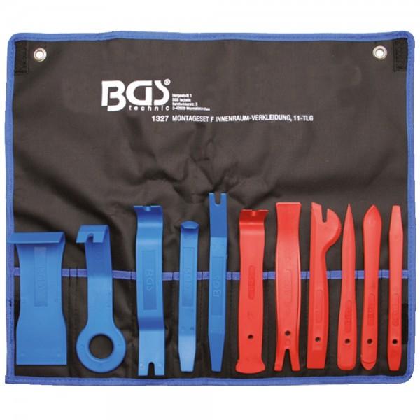 Innenraumverkleidungs-Werkzeugset 11 teilig