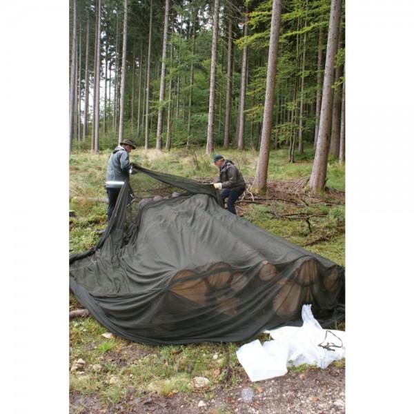 Borkenkäfer Schutznetz 8x12,5 m