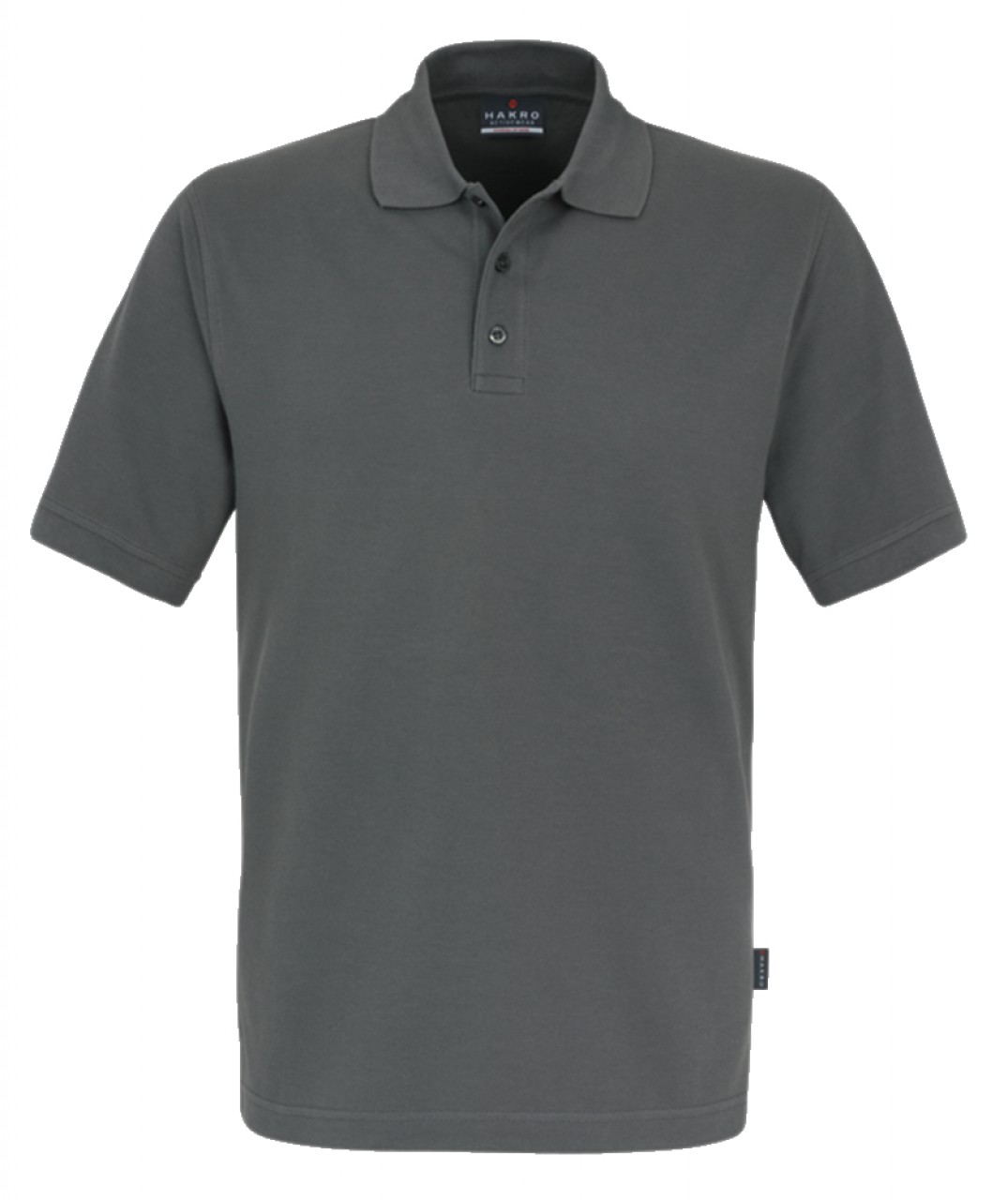 Herren Polo-Shirt Top graphit