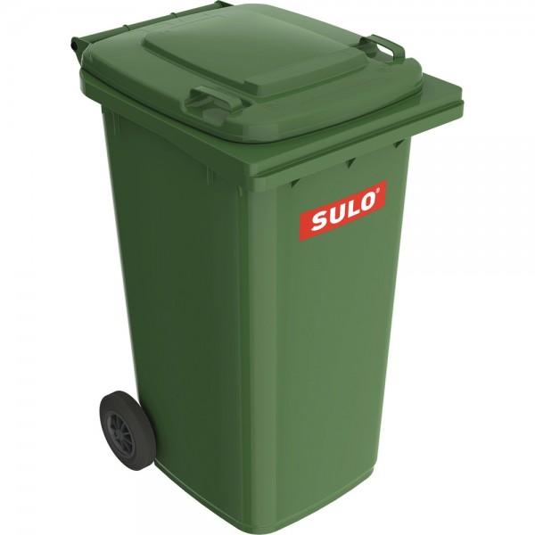 Müllgroßbehälter 240l, HPDE, fahrbar