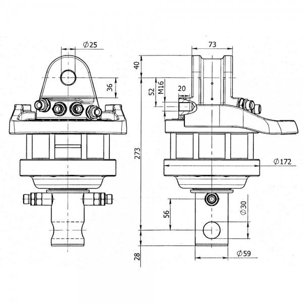 Rotator Modell GR 46
