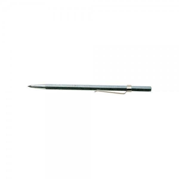 Sechskant Reißnadel Hartmetall Länge 150 mm