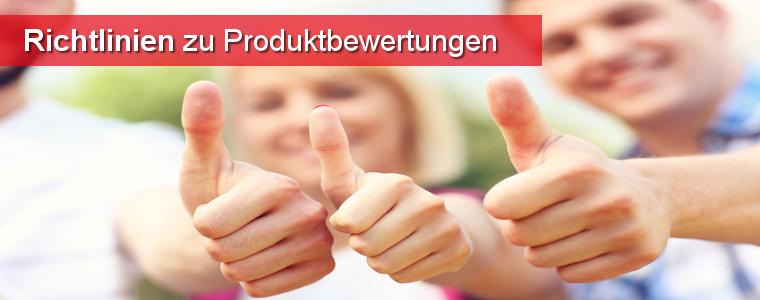 Richtlinie-zu-Produktbewertungen