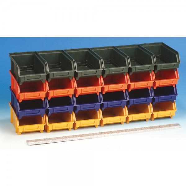 Stapelboxen-Set, 4-tlg. groß Gr.3