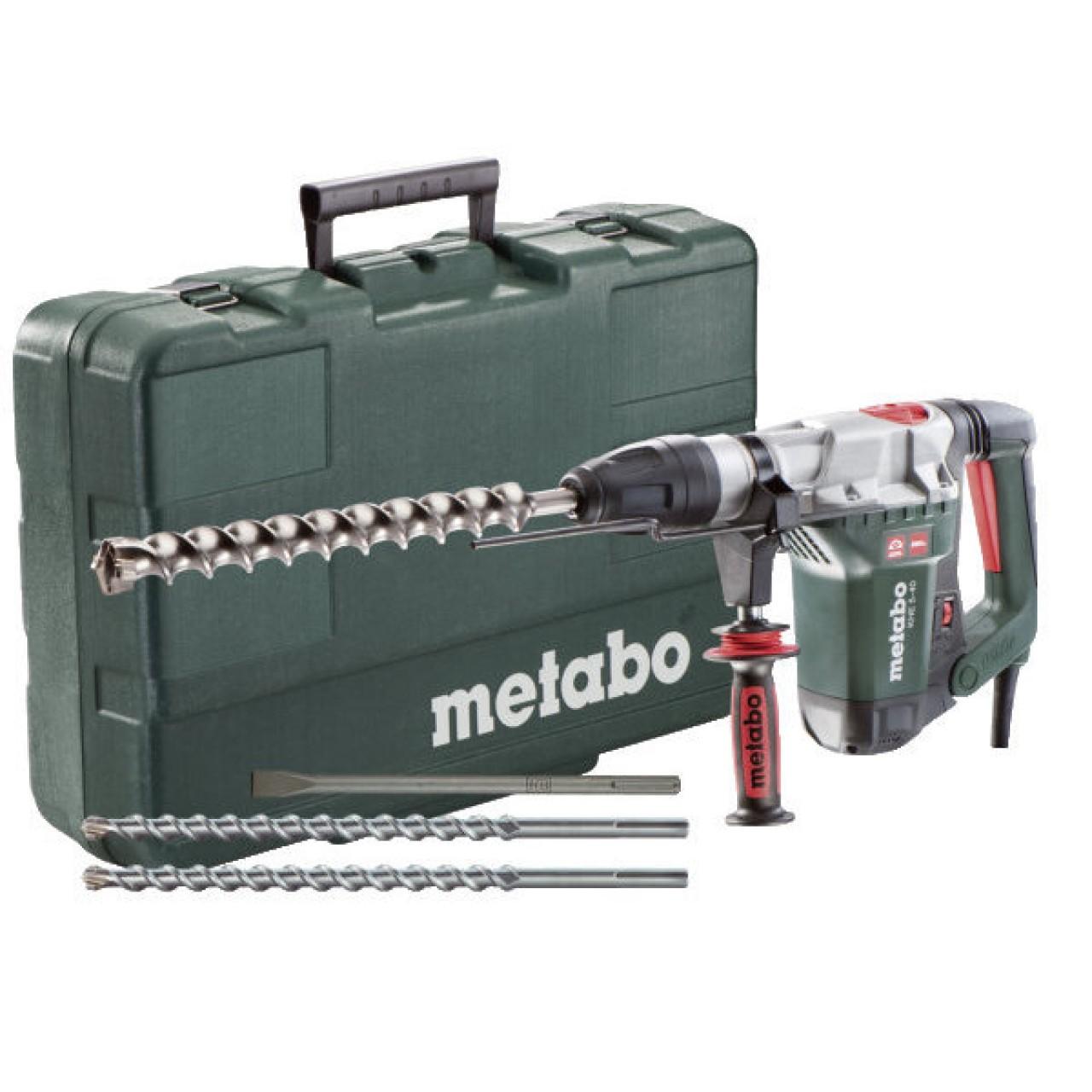 Metabo Elektronik Kombihammer KHE 5-40 Set