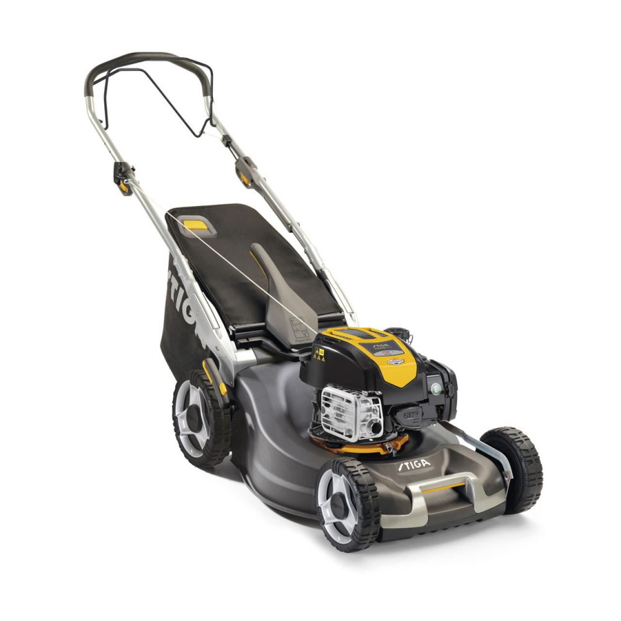 Rasenmäher Twinclip 55 SB