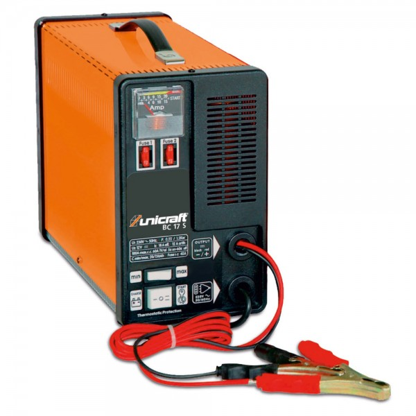 Batterielade- und Startgerät BC 17 S