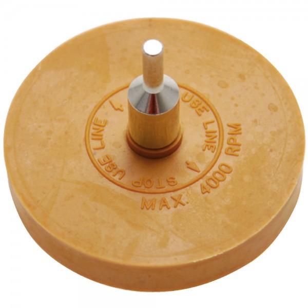 Folien-Plakettenradierer
