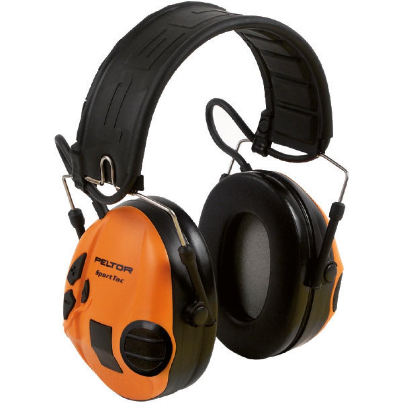 Gehörschutz SportTac Peltor elektronisch